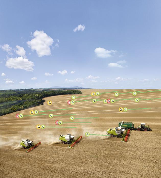 159655 1 opt Nubes de datos que ponen a los equipos agrícolas sobre<br>la tierra