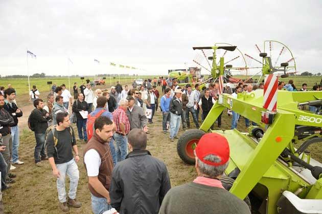 8va Exp Forr.5 opt Para ganaderos y tamberos, calidad y cantidad del alimento definen el negocio