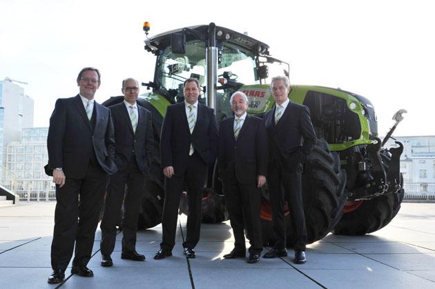 BPK2013 DSC 9793a opt CLAAS, cien años de éxitos y liderazgo