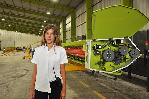 Carolina Galli 03 opt Una joven mujer de hierro