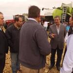 Experiencia en cosecha 16 06 17 osmo 11 150x150 El manejo de datos define la nueva agricultura