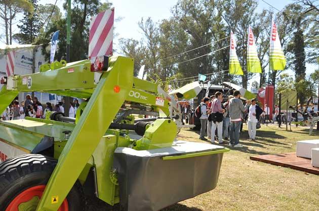 Mercolactea 2013 15 opt CLAAS, junto a los productores tamberos en Mercoláctea 2013