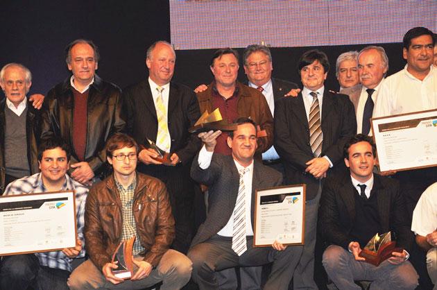 Premios cita 2014 opt Plataforma de lona flexible, para cosechar sin límites