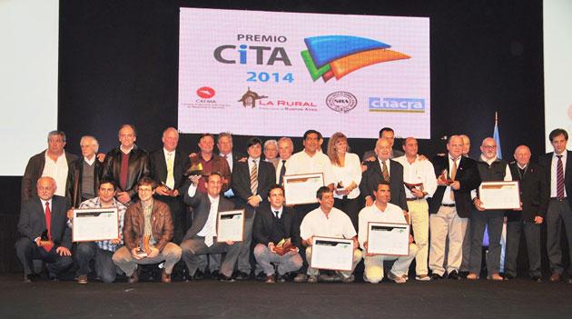 Premioscita 2014 opt Plataforma de lona flexible, para cosechar sin límites