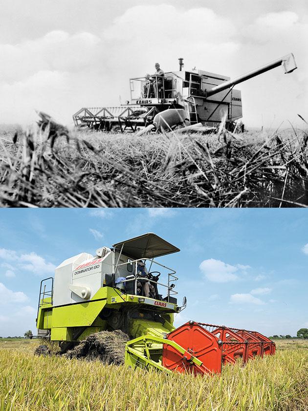 dominator x2 DOMINATOR: Uno de los mayores íconos en cosecha desde hace medio siglo