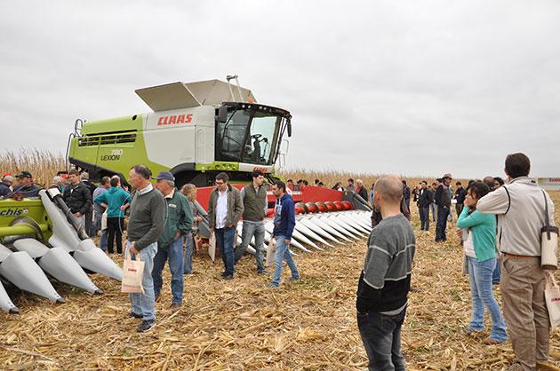ec 16 06 17 04 opt CLAAS convoca a un nuevo encuentro de capacitación en forrajes y cosecha