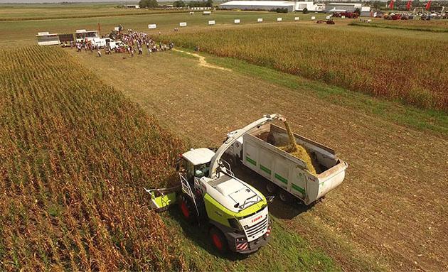 efc 2019 Drone 20 opt Cómo hacer silaje de maíz de alta calidad