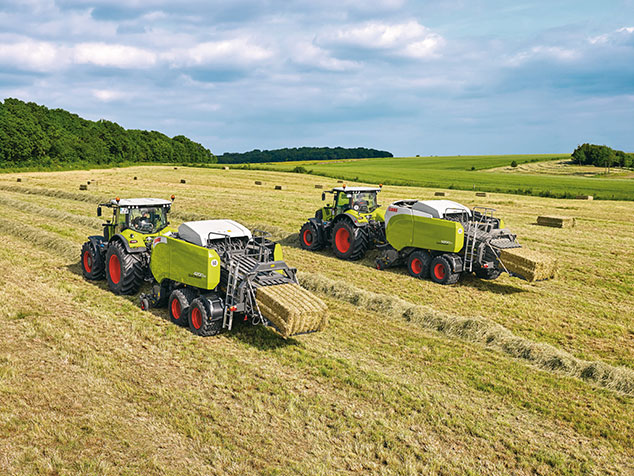quadrant opt CLAAS reporta ventas estables y ganancias