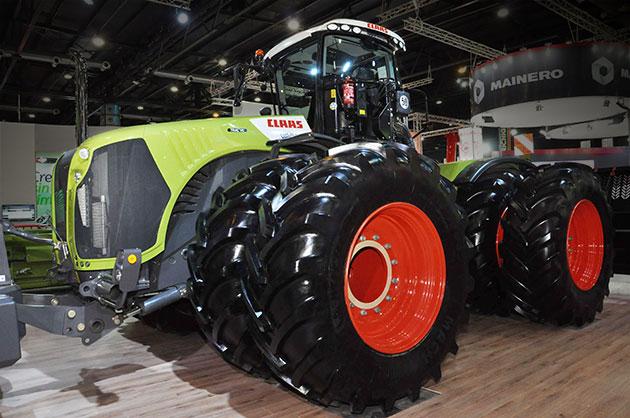 rural 2017 2 CLAAS introduce sus tractores en la Argentina y presenta nuevas series de cosechadoras y picadoras