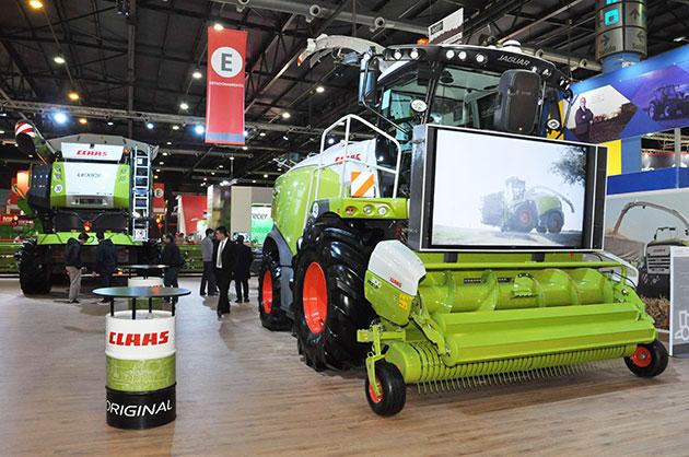 rural 2017 4 CLAAS introduce sus tractores en la Argentina y presenta nuevas series de cosechadoras y picadoras