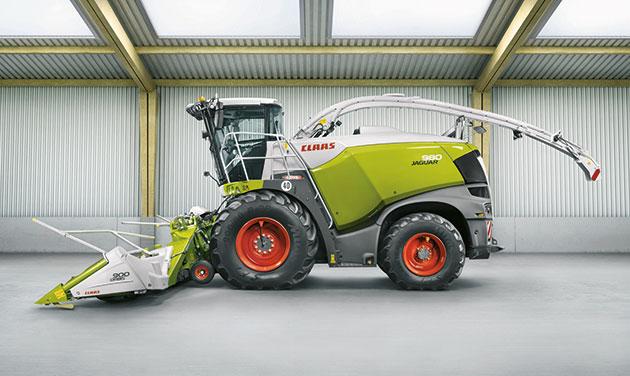 rural 2017 6 CLAAS introduce sus tractores en la Argentina y presenta nuevas series de cosechadoras y picadoras
