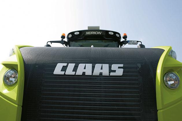 rural 2017 7 CLAAS introduce sus tractores en la Argentina y presenta nuevas series de cosechadoras y picadoras