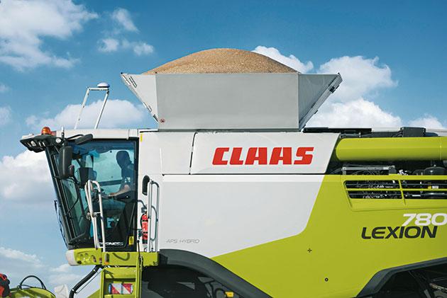 rural 2017 8 CLAAS introduce sus tractores en la Argentina y presenta nuevas series de cosechadoras y picadoras