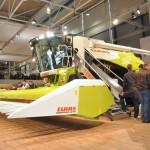 stand claas 13 150x150 Diez años de fabricación argentina con impacto mundial
