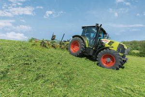 tractor arion opt 300x200 CLAAS presentó una decena de novedades en Agritéchnica 2017